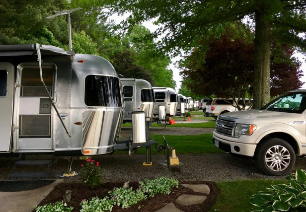 Airstreams at Virginia Highland Haven