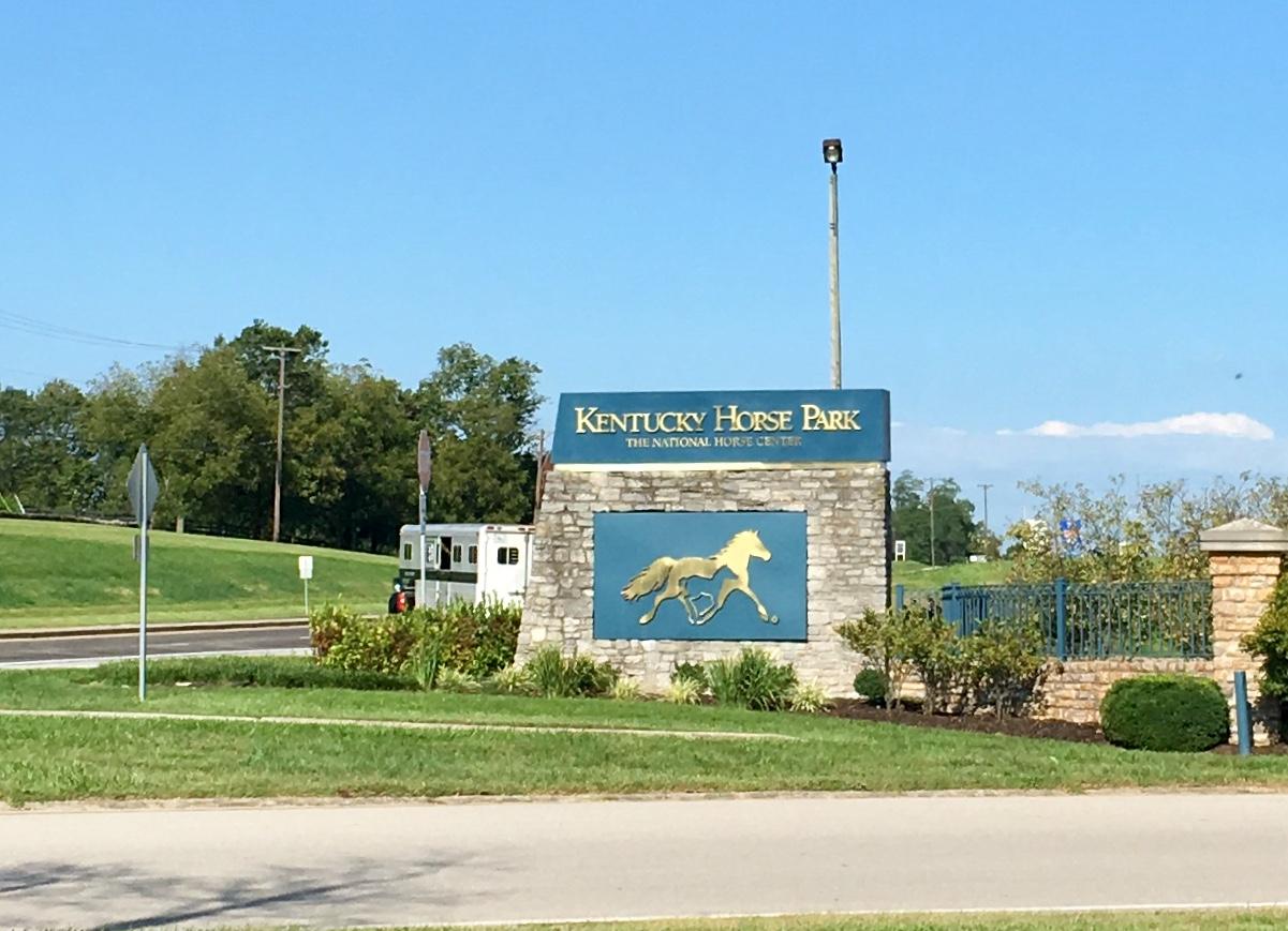Kentucky Horse Park & Sesquicentennial State Park – Danbo's Big